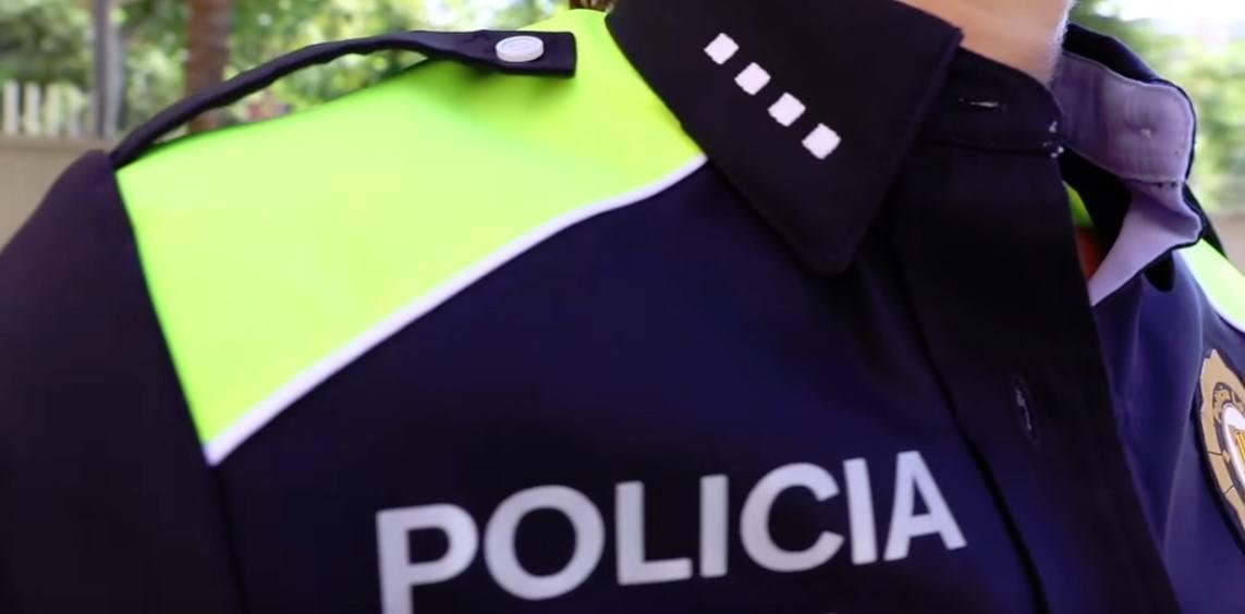 nuevo uniforme policia local catalunya